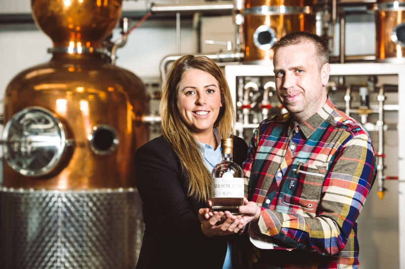 Fiona and David Boyd-Armstrong, founders of Shortcross Gin and Rademon Estate Distillery 1.jpg