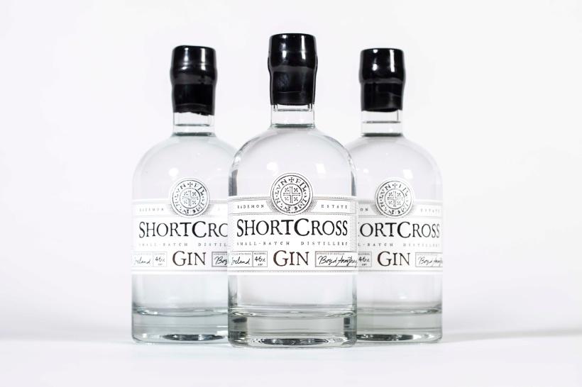 shortcross-gin-3-bottles